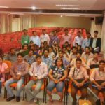 Students in All India Conference of Biomedical Laboratory Science